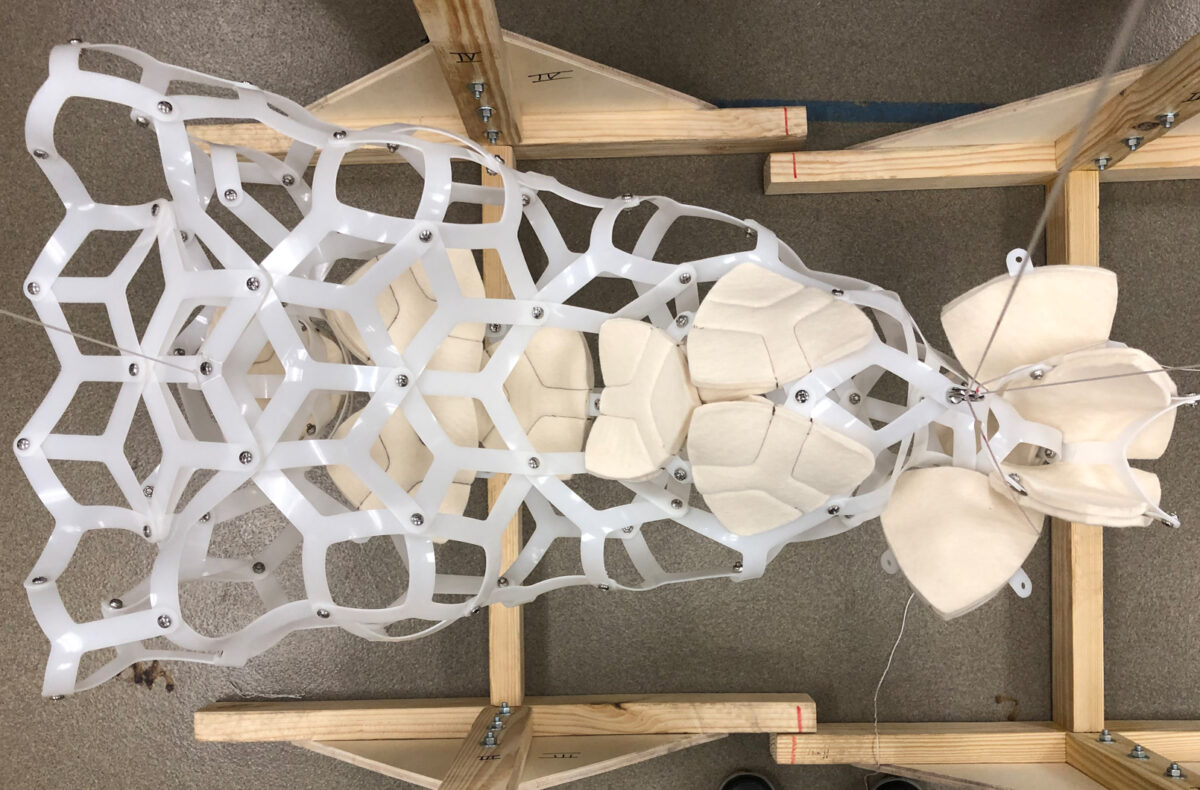 Cleft: An Art & Engineering Collaboration